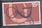 Sellos del Mundo : Oceania : Nueva_Zelanda : ANZUELO MAHORÍ