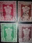 Stamps India -  Escultura