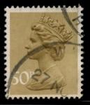 Sellos de Europa - Reino Unido -  REINO UNIDO_SCOTT MH159.02 $0.35