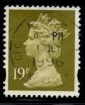Stamps United Kingdom -  REINO UNIDO_SCOTT MH208.04 $0.7