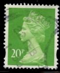 Stamps United Kingdom -  REINO UNIDO_SCOTT MH211.01 $0.8