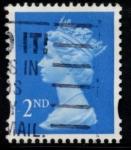 Stamps United Kingdom -  REINO UNIDO_SCOTT MH238.01 $1
