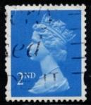 Sellos del Mundo : Europa : Reino_Unido : REINO UNIDO_SCOTT MH238.02 $1