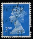 Sellos del Mundo : Europa : Reino_Unido : REINO UNIDO_SCOTT MH239.02 $1