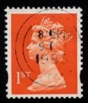 Sellos del Mundo : Europa : Reino_Unido : REINO UNIDO_SCOTT MH240.01 $1.4