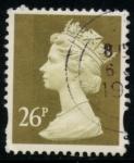 Sellos del Mundo : Europa : Reino_Unido : REINO UNIDO_SCOTT MH256.02 $1.1