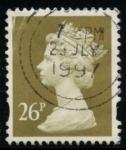 Sellos del Mundo : Europa : Reino_Unido : REINO UNIDO_SCOTT MH256.04 $1.1