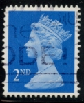 Stamps : Europe : United_Kingdom :  REINO UNIDO_SCOTT MH284a.01 $0.75