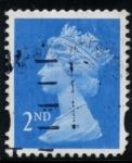 Stamps : Europe : United_Kingdom :  REINO UNIDO_SCOTT MH285.01 $0.3