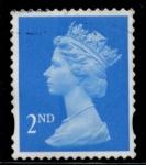 Stamps : Europe : United_Kingdom :  REINO UNIDO_SCOTT MH292.01 $0.35