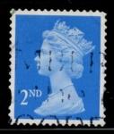 Stamps : Europe : United_Kingdom :  REINO UNIDO_SCOTT MH292.02 $0.35