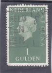Sellos de Europa - Holanda -  JULIANA REGINA