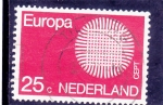 Stamps : Europe : Netherlands :  EUROPA CEPT