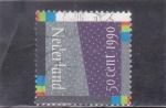 Stamps : Europe : Netherlands :  ILUSTRACIÓN