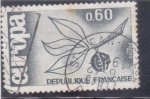 Stamps : Europe : France :  EUROPA CEPT