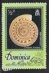 Sellos del Mundo : America : Dominica : Common Sundial