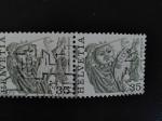 Stamps Switzerland -  Carnavales