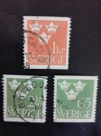 Stamps Sweden -  Simbolo