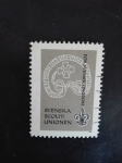 Stamps Sweden -  Scout