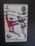 Stamps Europe - United Kingdom -  Deporte