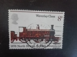Stamps Europe - United Kingdom -  Transporte