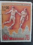 Stamps Africa - Guinea Bissau -  Deporte