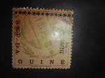 Sellos de Africa - Guinea Bissau -  Simbolo