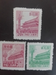 Stamps Asia - China -  Casas