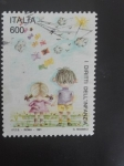 Stamps Europe - Italy -  Infancia