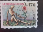 Stamps Europe - Italy -  Droga
