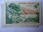 Stamps : Europe : France :  Archipielago de Guadeloupe (Guadalupe)