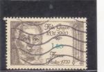 Stamps : Europe : France :  FELIX GUYON-pionero urología quirurgica
