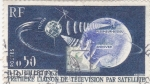 Stamps : Europe : France :  Comunicaciones