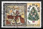 Sellos de America - Granada -  Navidad 1977