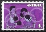 Sellos del Mundo : America : Antigua_y_Barbuda : Boxing
