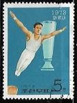 Sellos de Asia - Corea del norte -  Gymnastics (Varna)