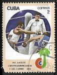 Stamps : America : Cuba :  Boxeo