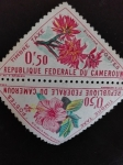 Stamps Cameroon -  FLORA
