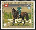 Sellos de Africa - Guinea Ecuatorial -  Henri Chammartin (1918-2011)