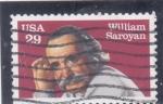 de America - Estados Unidos -  WILLIAM SAROYAN