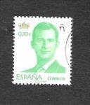 Sellos de Europa - España -  S.M. Don Felipe VI