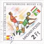 Sellos del Mundo : Europa : Hungría : COPA MUNDIAL DE FUTBOL ESPAÑA-82