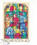 Stamps of the world : Hungary :  VIDRIERA