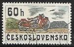 Sellos del Mundo : Europa : Checoslovaquia : JAWA 175, Praha 1935