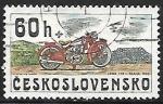 Sellos de Europa - Checoslovaquia -  JAWA 175, Praha 1935