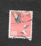 Stamps Japan -  888A - Áve
