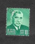 Stamps : Asia : Sri_Lanka :  Dudley Shelton Senanayake