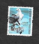 Sellos del Mundo : Asia : Hong_Kong : Aguila