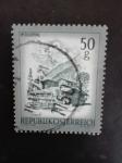 Stamps Austria -  Paisajes