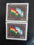 Sellos de America - Bolivia -  Homenaje